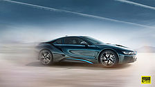 "BMW i8 gewinnt erneut ""International Engine of the Year Award 2017""."