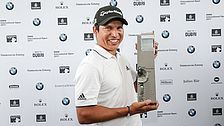 BMW International Open: Andrés Romero triumphiert sensationell.